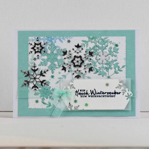 Weihnachtsstern - Grusskarten