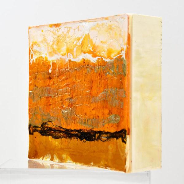 Regenbogen – Golden Wheat - Enkaustik