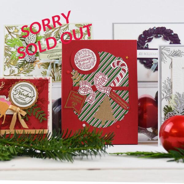 Weihnachtsmix 2 - Grusskarten