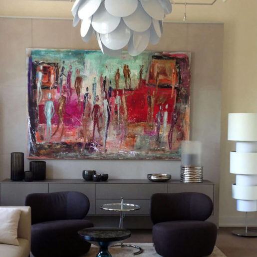 Susan Sieg - Interieur - Arbeiten