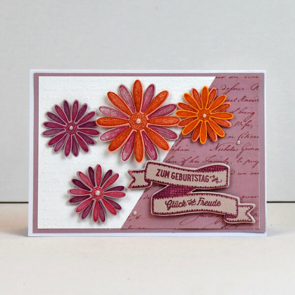Blumengruesse - Grusskarten